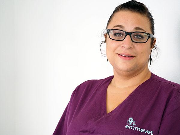 Nadia Wüthrich Tiermedizinische Praxisassistentin